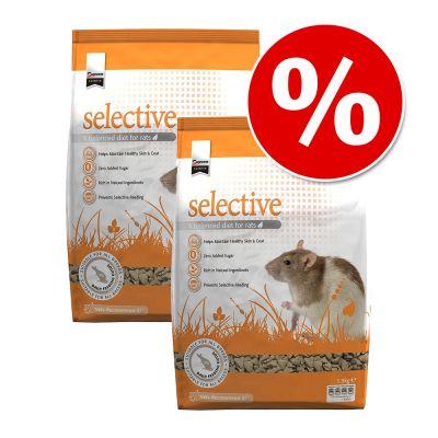 3 kg Selective Rat råttfoder i ekonomipack – 3 kg