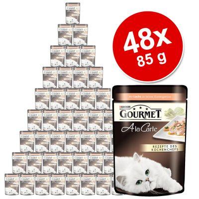 Gourmet a la Carte 48 x 85 g – Kyckling
