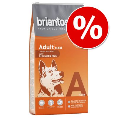3-kg-briantos-torfoder-til-billig-sarpris-adult-sensitive-lam-ris