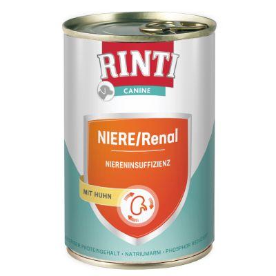 RINTI Canine Kidney Chicken 400 g - 6 x 400 g