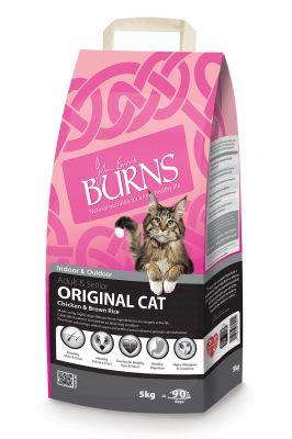 burns-kip-bruine-rijst-kattenvoer-2-kg