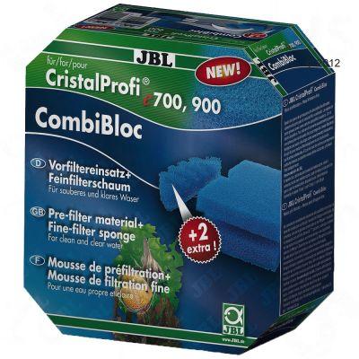 JBL CombiBloc Filtermaterial – för e700/e900