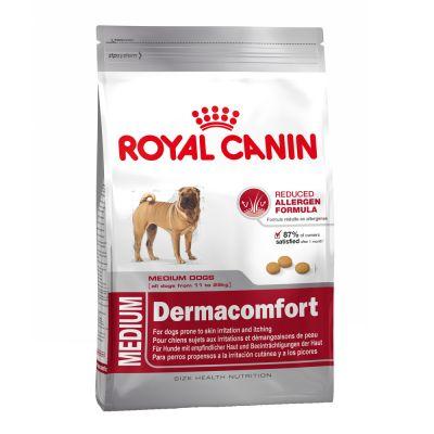Royal Canin Health Nutrition Dermacomfort Medium - 10 kg