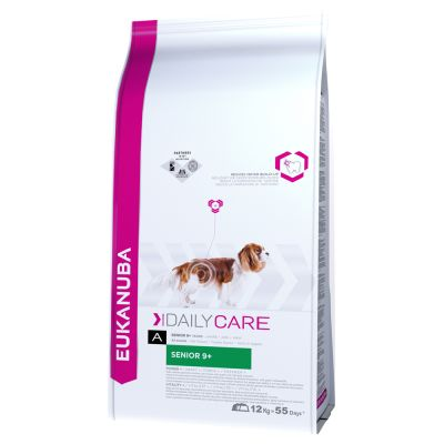 Eukanuba Daily Care Senior 9+ - 12 kg