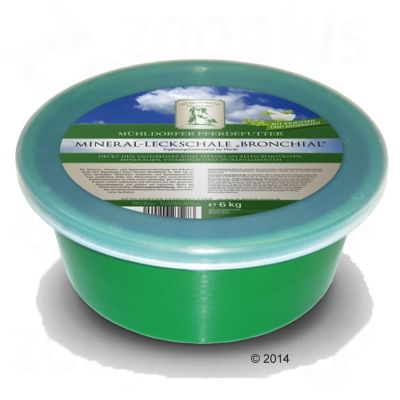 Muhldorfer Bronchial Mineral Lick  - 6kg