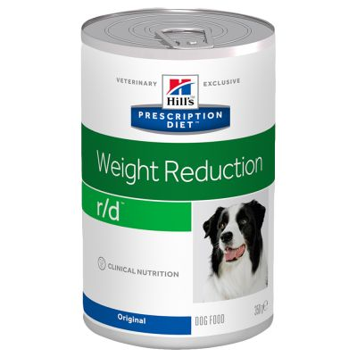 Hill´s Prescription Diet Canine r/d Weight Reduction Original – 24 x 350 g