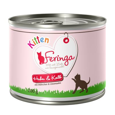 Feringa Menü Kitten 6 x 200 g