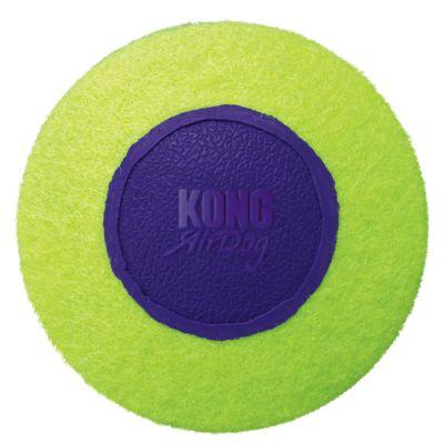 KONG Air Squeaker Disc – Stl. L: 13 x H 5 cm