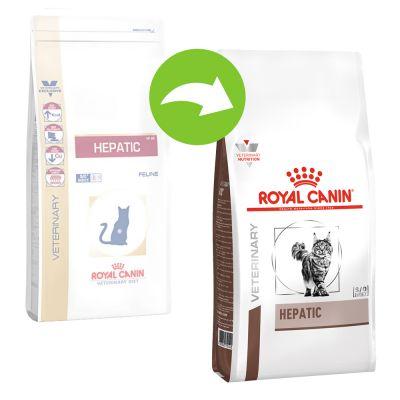 Royal Canin Hepatic Veterinary Diet pienso para gatos - 2 kg