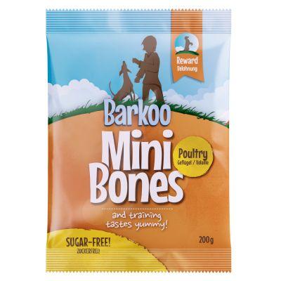 Barkoo Mini Bones (semi-moist) 200 g - Lamm
