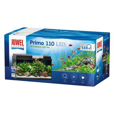 Juwel Aquarium Primo LED Starter Set 110 Liter - ca. 110 l, schwarz