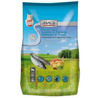 MAC's Cat Adult Lachs & Forelle