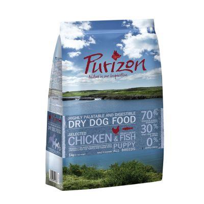 Purizon Puppy  Huhn & Fisch- getreidefrei