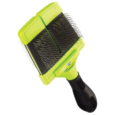 Furminator Slicker Brush L – pehmeä