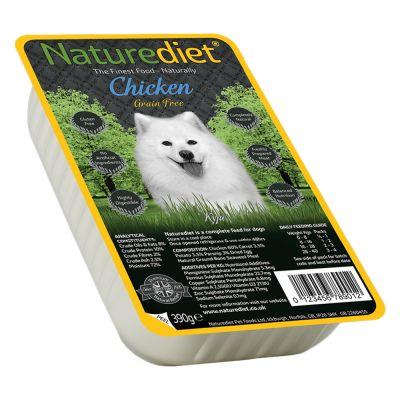 Naturediet Adult 36 x 390g - Chicken & Lamb with Veg & Rice
