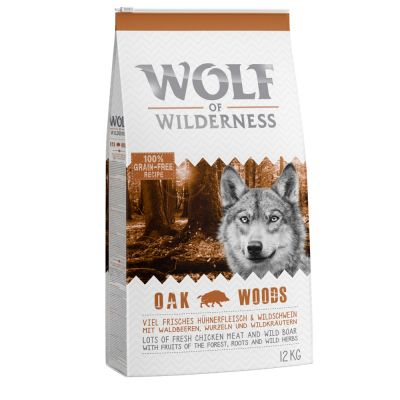 "Wolf of Wilderness Adult ""Oak Woods"" - Wildschwein"