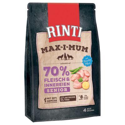 RINTI Max-i-mum Senior Chicken - Säästöpaketti: 2 x 12 kg
