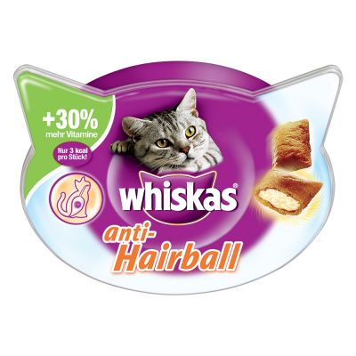 Whiskas Anti-Hairball - 72 g