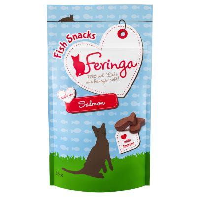 Gemischtes Probierpaket Feringa Snacks - 9 x 6 g Sticks in 3 Geschmacksrichtungen