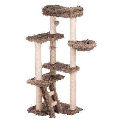 Panther-raapimispuu - ruskea