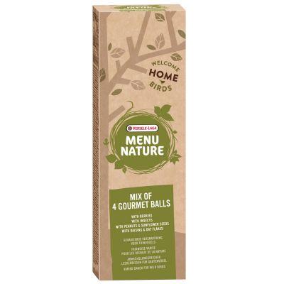 Versele Laga Menu Nature Gourmet -talipallot + teline - 2 x 360 g