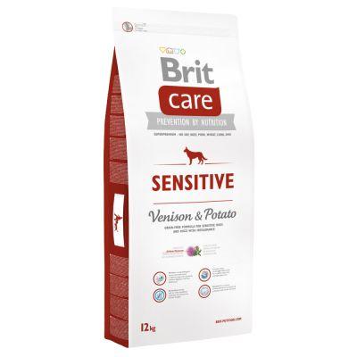 Levně Brit Care Sensitive Venison & Potato - 12 kg