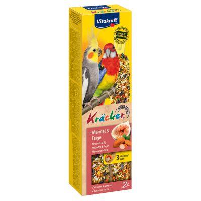 Vitakraft Kräcker -papukaijankeksit - hunaja & eukalyptus