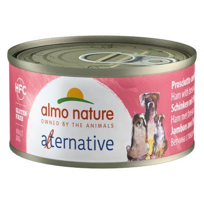 Almo Nature HFC Alternative Dog Schinken mit Bresaola