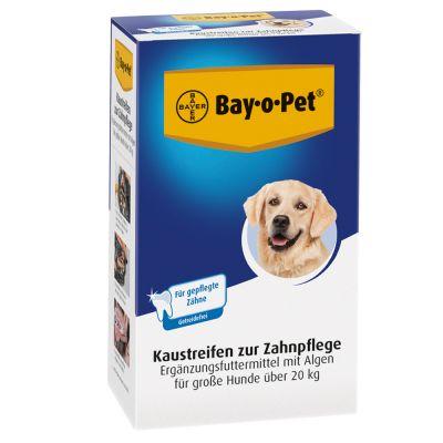 Bay-o-Pet Zahnpflege Kaustreifen für große Hunde