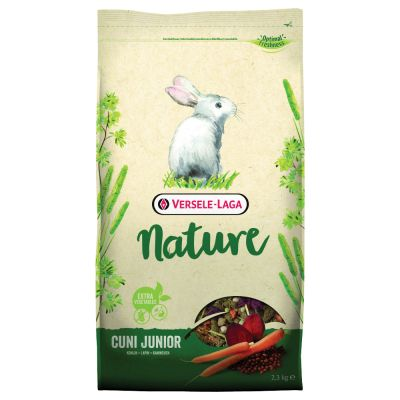 Versele-Laga Nature Cuni Junior - 2,3 kg