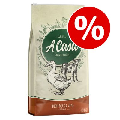 Lukullus A Casa -kuivaruoka 1 kg erikoishintaan! - Juicy Rosemary Turkey (1 kg)