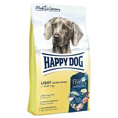 Happy Dog Supreme fit & vital Light - 2 x 12 kg - Pack Ahorro