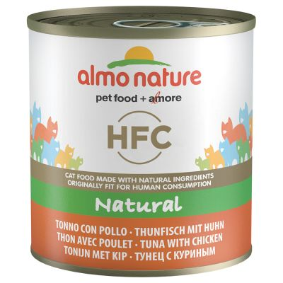 Multipack Almo Nature HFC Natural 12 x 280 g