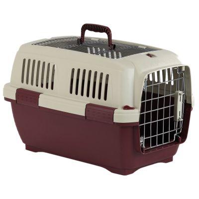 Katten Marchioro Transportbox Kunststof Clipper - L 50 cm x B 33 cm x H 32 cm: 2,05 kg