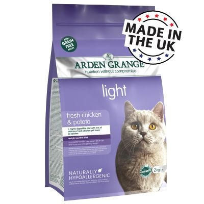 Foto Arden Grange Adult Light Pollo & Patate - 4 kg Arden Grange Light