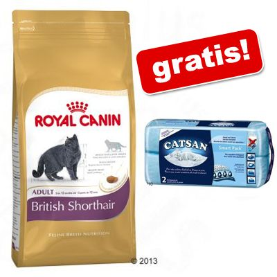 grote-zak-royal-canin-catsan-smartpack-gratis-urinary-care-10-kg