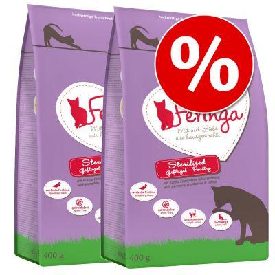 Feringa-säästöpakkaus 2 x 10 kg - Sterilised