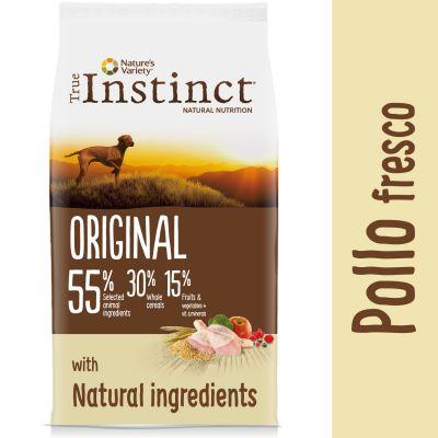 Nature's Variety True Instinct Original Adult Medium-Maxi con pollo - 12 kg