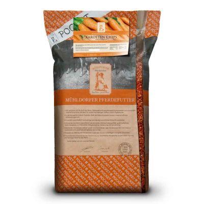 8 kg Mühldorfer Wortel Chips Paardenvoer