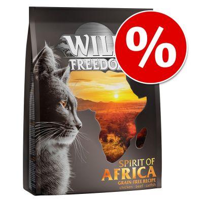 Wild Freedom 400 g pienso para gatos ¡a precio especial! - Wide Country - Ave
