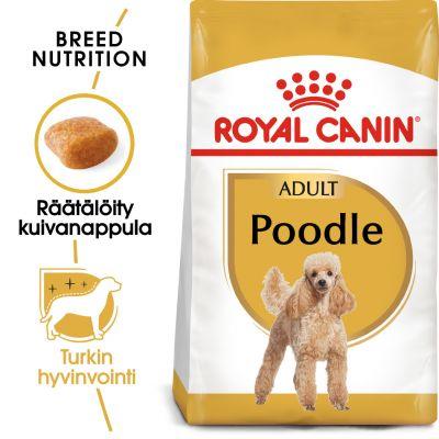 Royal Canin Breed Poodle Adult - 7,5 kg