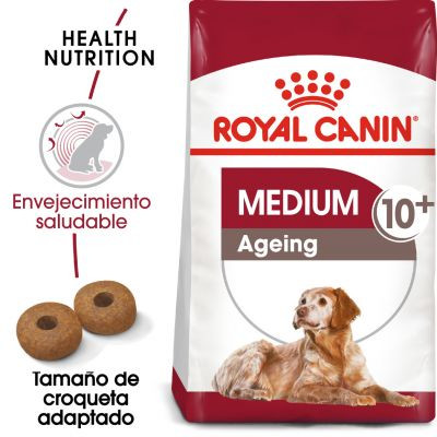 Royal Canin Medium Ageing 10+ - 15 kg