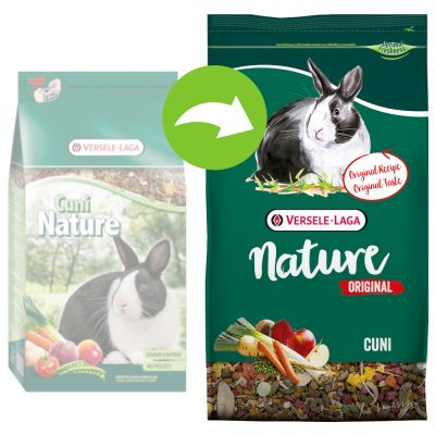 Versele-Laga Nature Original Cuni - 9 kg