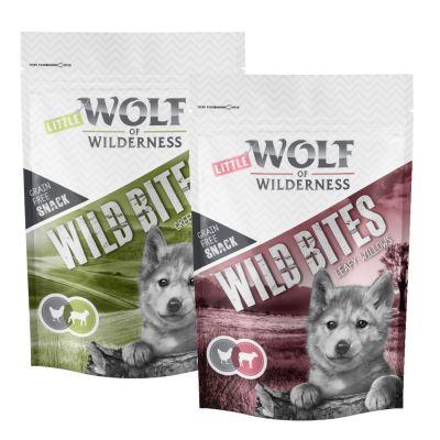"""Wolf of Wilderness Junior Snack """"Wild Bites"""" - Mixpaket"""