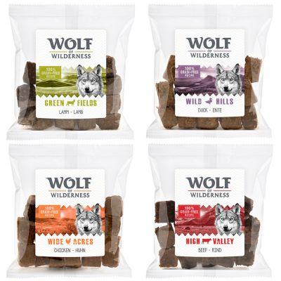 Mixpaket Wolf of Wilderness Snacks - Wolfshappen