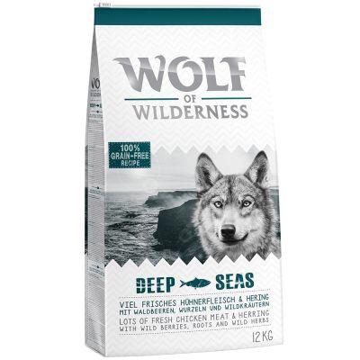 Wolf of Wilderness Adult ''Deep Seas'' - met Haring