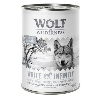"Wolf of Wilderness Adult ""White Infinity"" - Pferd"