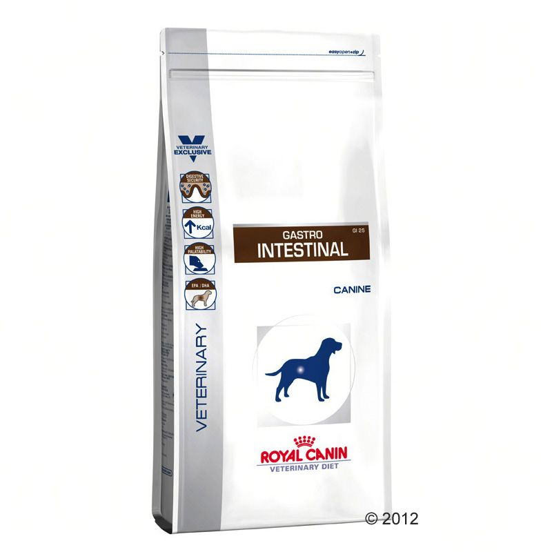 Royal Canin Gastro Intestinal GI 25 - 2 kg