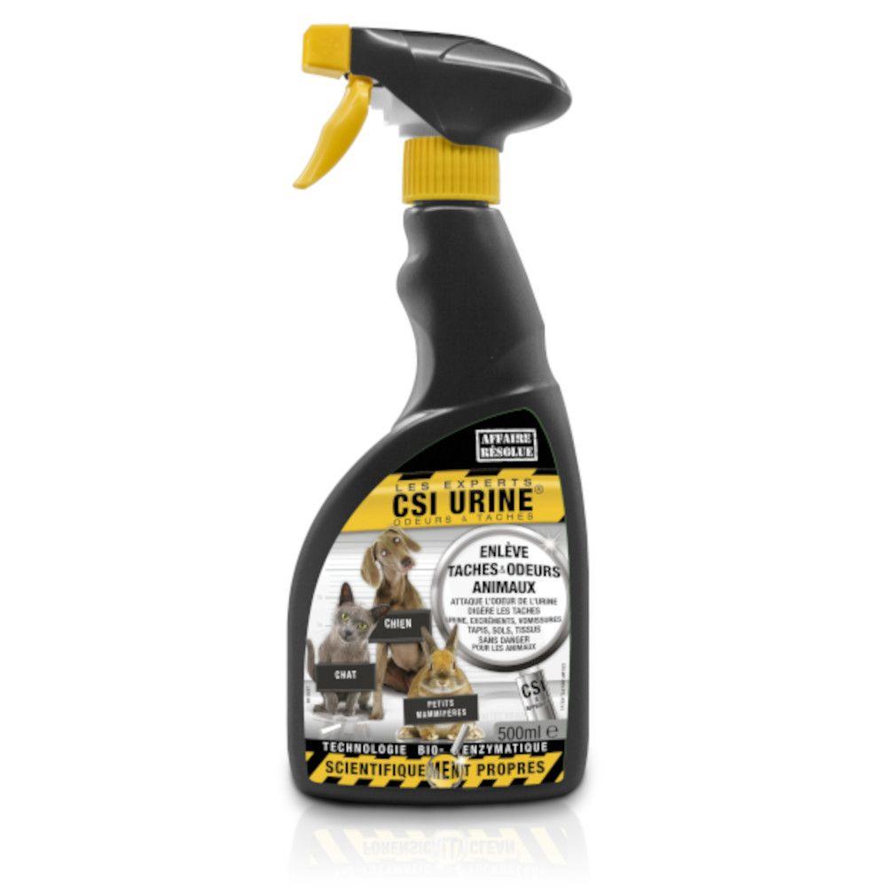 Nettoyant CSI Urine Multi-animaux - 500 mL