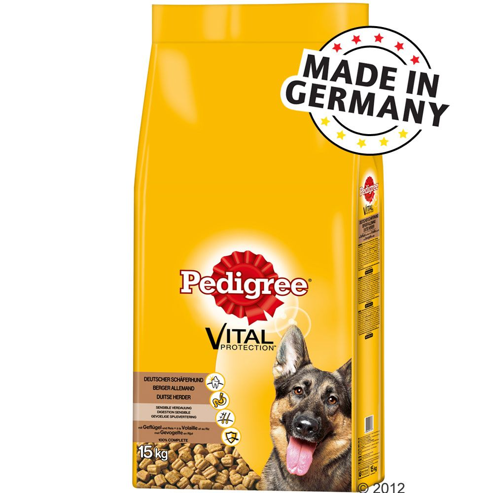 Pedigree Complete German
